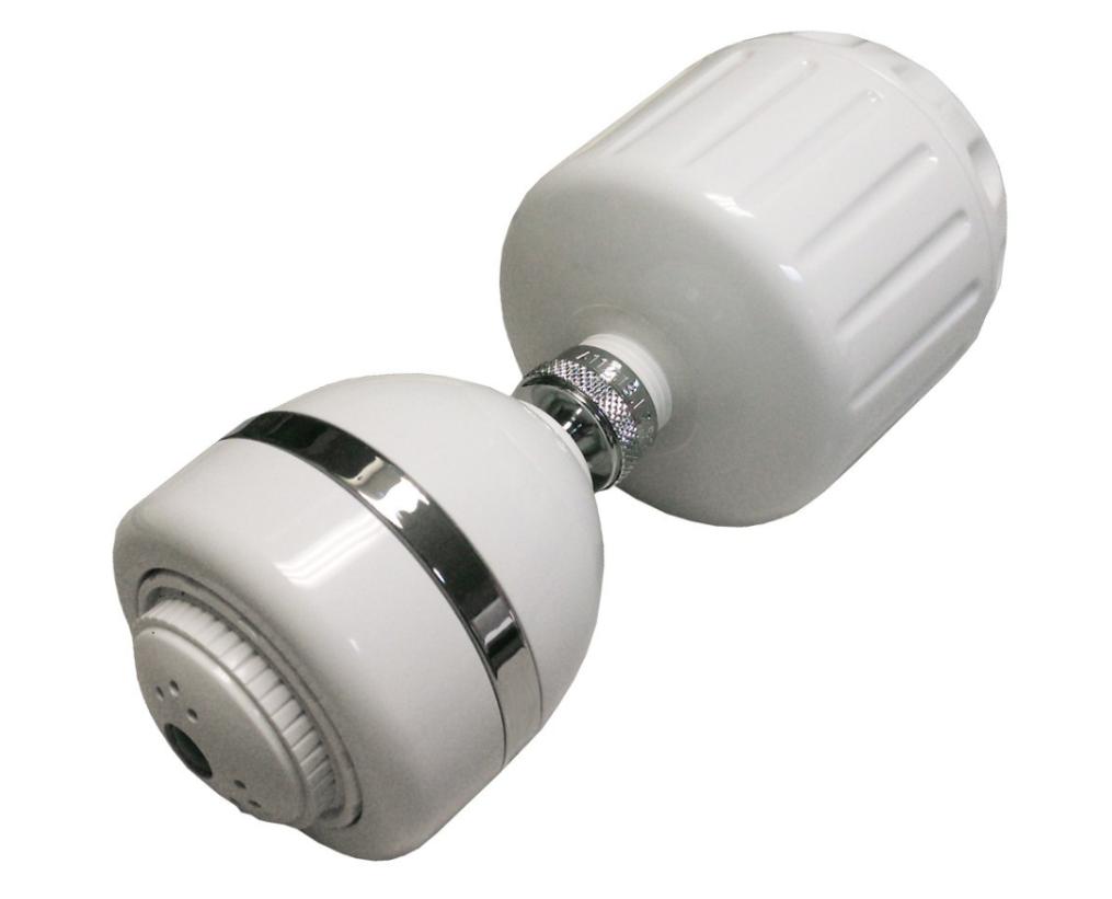 high output shower filter