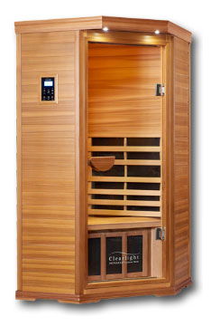 Clearlight Saunas - a superb spring cleaning health tip