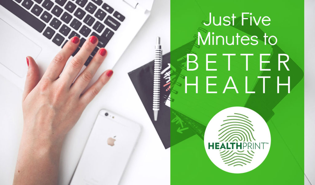 Five Minutes to Better Health: Shaklee Healthprint™