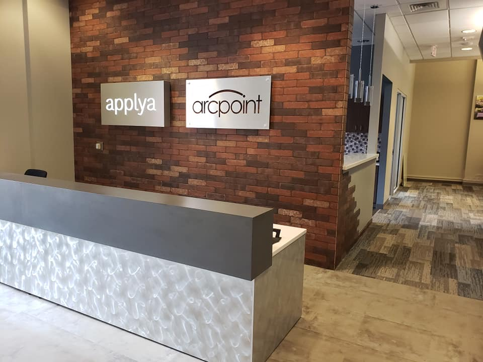 Applya/Arcpoint Reception Area